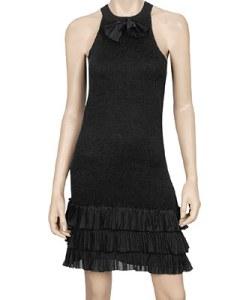 Chiffon Trim Flapper Dress, Twelve by Twelve, $24